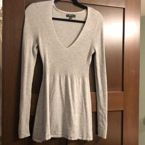 Express ripped sweater